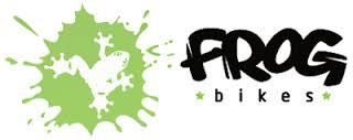 Logo Frog Bikes